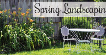 Spring Landscaping-Header