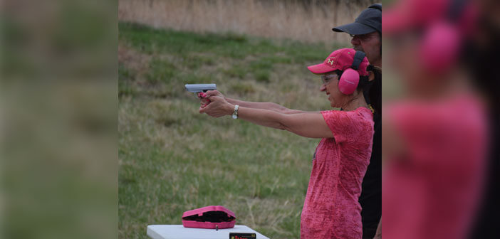 Living in the Yellow-Basic Pistol Class