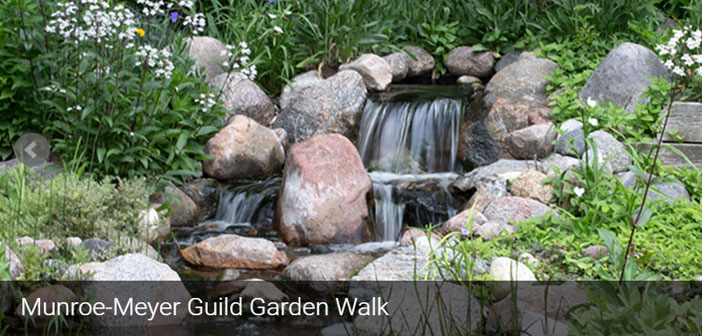 Join Munroe-Meyer Guild for Garden Walk