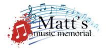 Matt's Music Memorial-Logo
