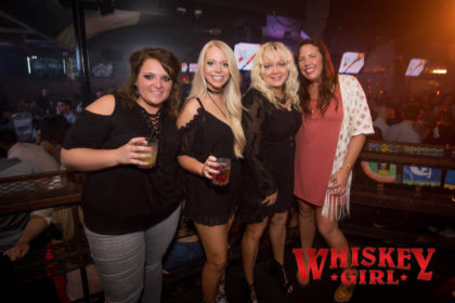 Travel Series Destination San Diego - Whiskey Girl