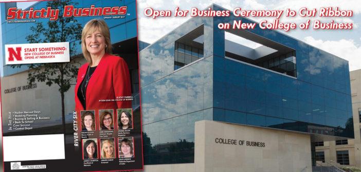 University of Nebraska – Start Something: New College of Business Opens at Nebraska