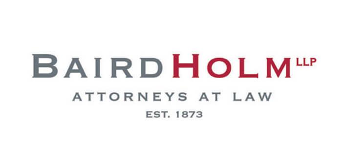 Baird Holm-Logo