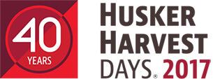 Husker Harvest Days-Logo