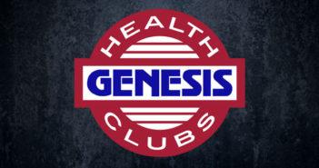 Genesis Health Clubs - Logo