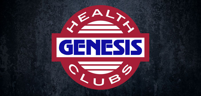Genesis Health Clubs - Logo
