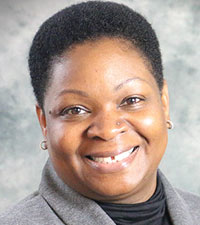 Barbara Thomas Notre Dame Housing - Headshot