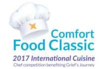 2017 Comfort Food Classic - Grief's Journey Logo