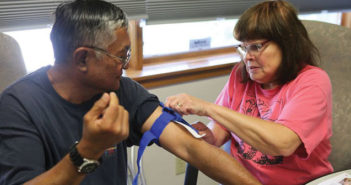 Nebraska Community Blood Bank - Stop the Bleed Training Photo