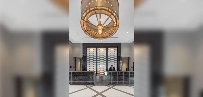 Omaha Marriott Downtown-Lobby