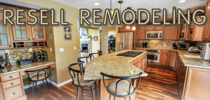 Resell Remodeling in Omaha, NE 2017