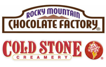 Rocky Mountain Chocolate Factory and Cold Stone Creamery Logos