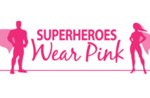 Superheroes Wear Pink-Logo