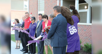 Bellevue-University Ribbon Cutting