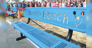 Buddy Benches Donation