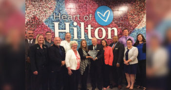 Hilton Omaha AAA Four Diamond Award