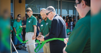 Outlook Nebraska Ribbon Cutting