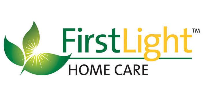 First Light Home Care Logo