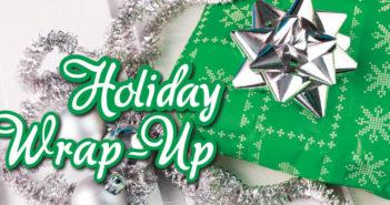 Holiday Wrap Up Header
