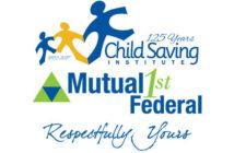Child Saving Institute-Mutual 1st Federal-Logo