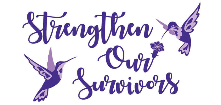 Strengthen Our Survivors Logo