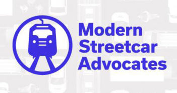 Modern Streetcar Advocates Logo