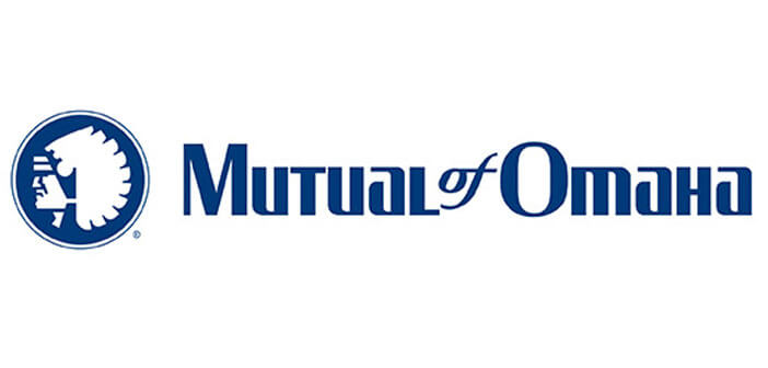 Image result for mutual of omaha logo