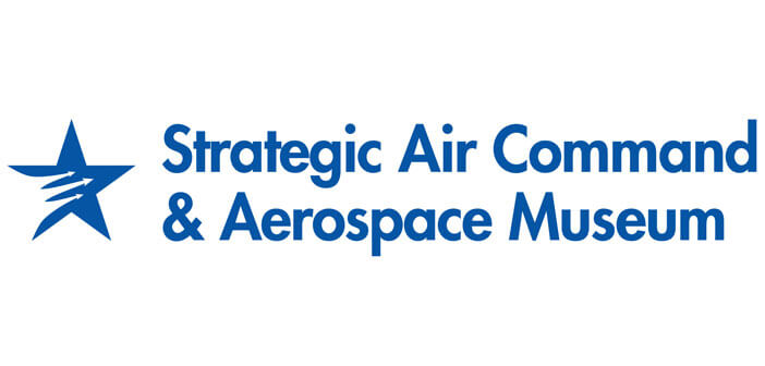 Strategic Air Command & Aerospace Museum Logo