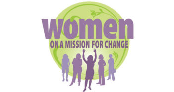 Women On A Mission Logo