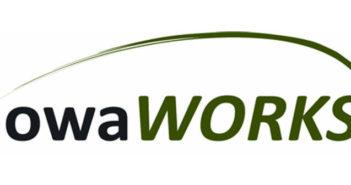 Iowa Works logo