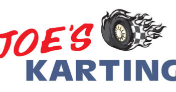 Joe's Karting Racing Parts and Tires logo