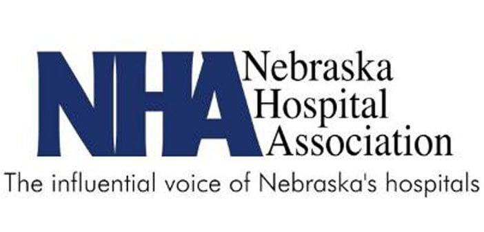 Nebraska Hospital Association logo