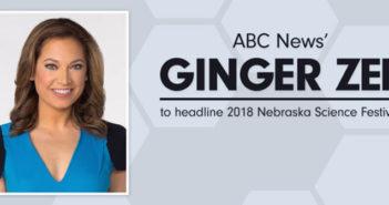 Nebraska Science Festival-Ginger Zee