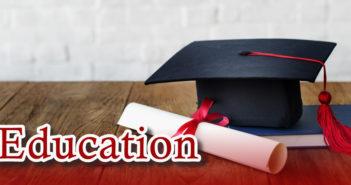 Education 2018