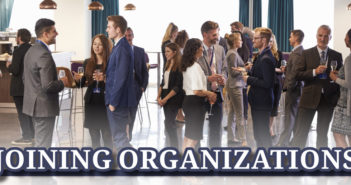 Joining Organizations