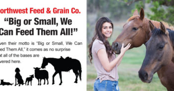 "Northwest Feed & Grain Co. – ""Big or Small, We Can Feed Them All!"""