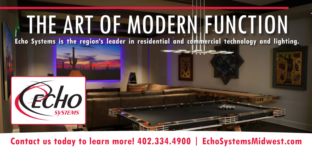 echo systems the art of modern function strictly business omaha