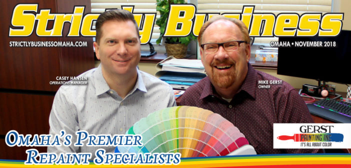 Gerst Painting and Contracting Inc. – It's All About Color