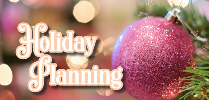 Holiday Planning in Omaha, NE – 2018