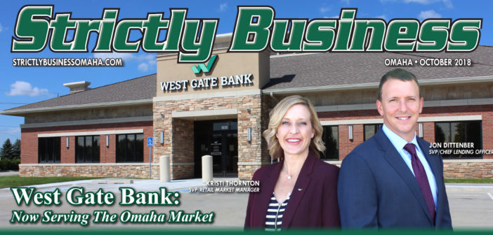 West Gate Bank – Now Serving The Omaha Market