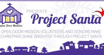 Open Door Mission – Presents Project Santa