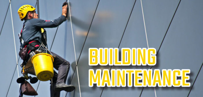Building Maintenance in Omaha, NE – 2019