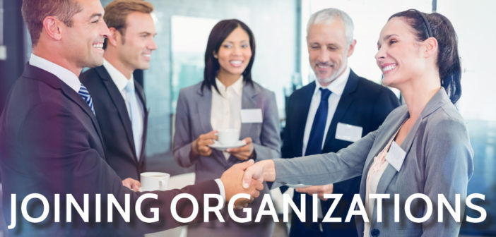 Joining Organizations in Omaha, NE – March 2019