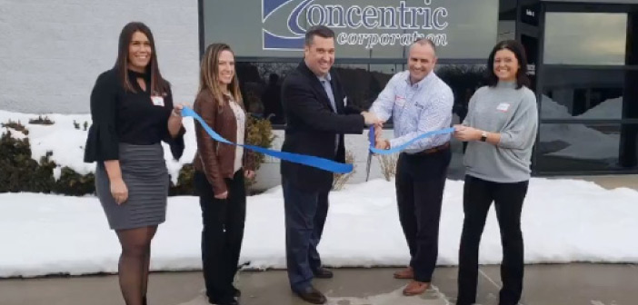 Sarpy Chamber Hosts Ribbon Cutting for Concentric
