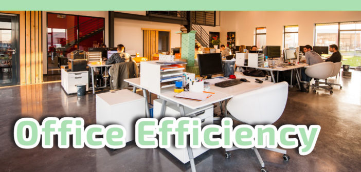 Office Efficiency in Omaha, NE – 2019