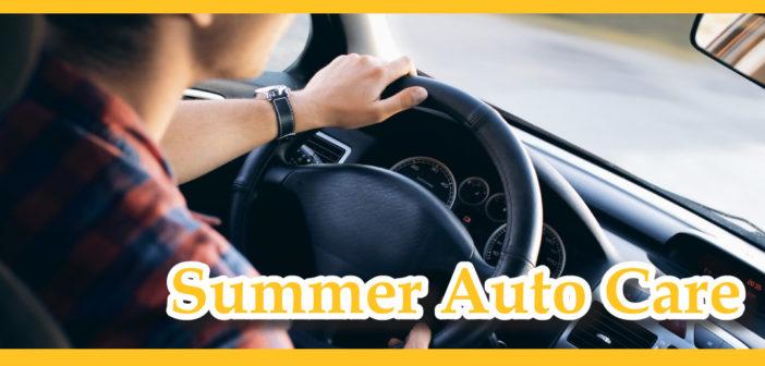 Summer Auto Care in Omaha, NE – 2019