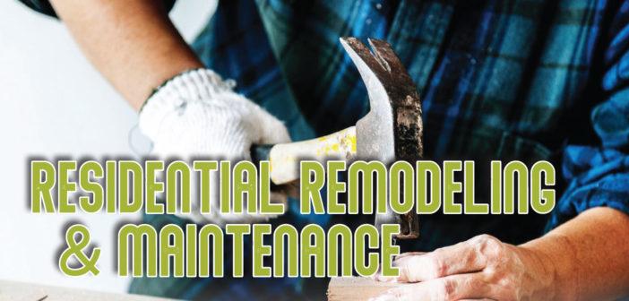 Residential Remodeling & Maintenance in Omaha, NE – 2019