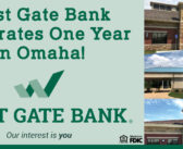 West Gate Bank Celebrates One Year in Omaha!