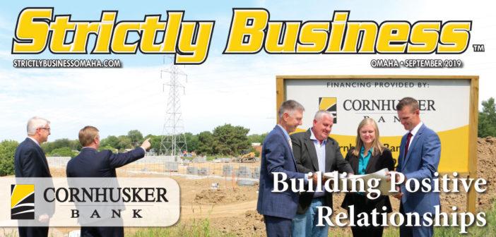 Cornhusker Bank – Building Positive Relationships