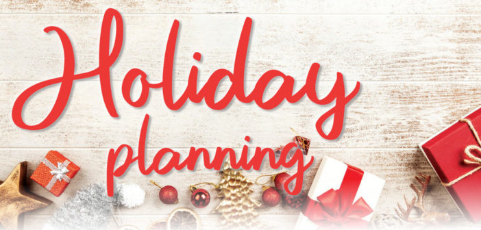 Holiday Planning in Omaha, NE – 2019